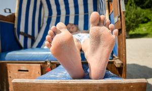 relax sdraio spiaggia