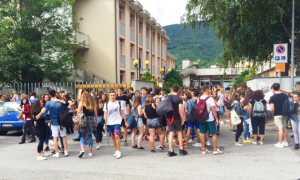scuola spezia studenti uscita